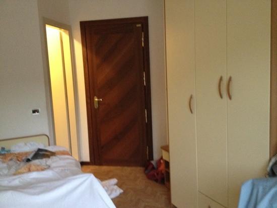 Hotel Bamar: camere un po' piccole