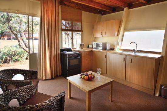 Gooderson SanRock Resort & Conference Centre : Kitchen