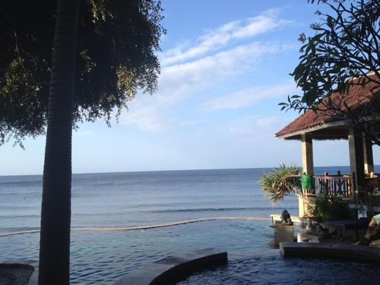 Wawa Wewe II Villas: view from pool