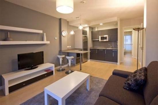Irenaz Vitoria Apartments : Guest Room