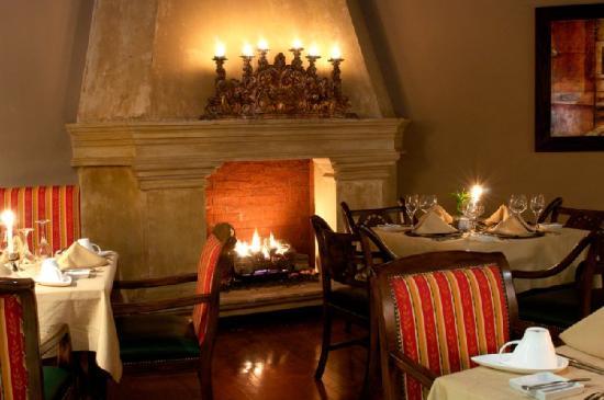 Camino Real Antigua : Restaurant