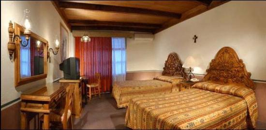 Posada de la Aldea: Guest Room
