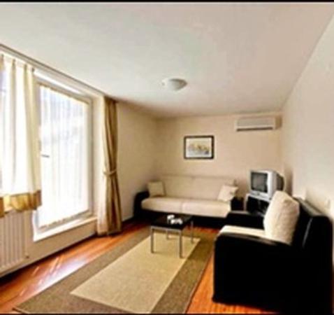 Istanbul Park Hotel Tuzla: VGALivingroom