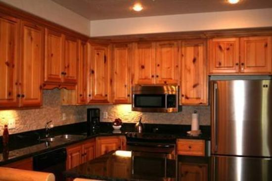 Glenfiddich at Deer Valley Resort: Gf Kitchen