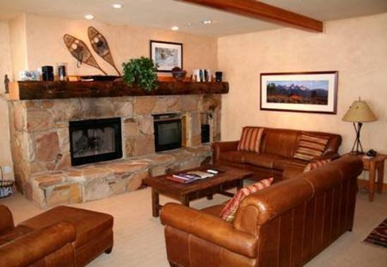 Glenfiddich at Deer Valley Resort: Gf Livingroom