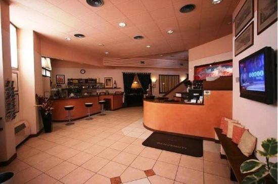 Hotel Valmarina : BAR/LOUNGE