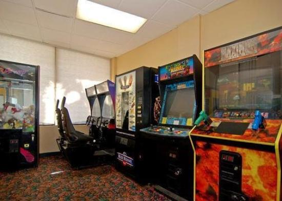 Lexington Inn & Suites: Game Room