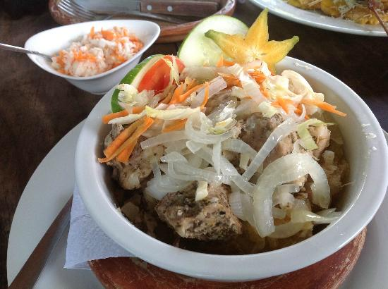 Campestre Habana: Comida Cubana