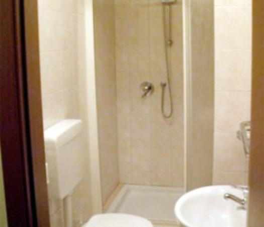 Le Querce: Room Bathroom