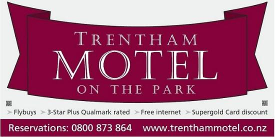 Trentham Motel on the Park: Logo