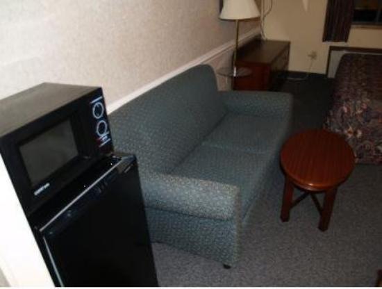Cedar Bluff, VA: Guest Room
