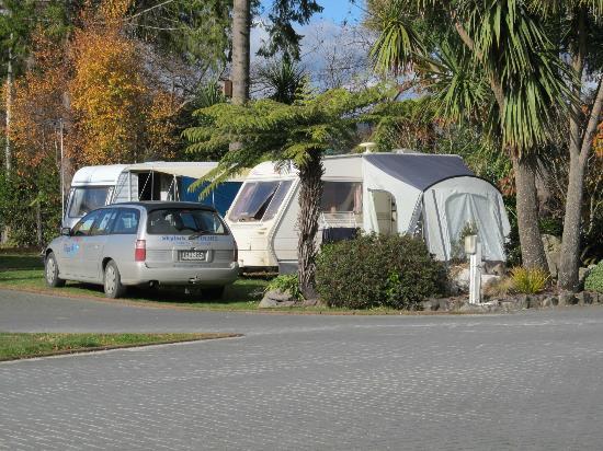Rotorua Top 10 Holiday Park : Cosy Corner