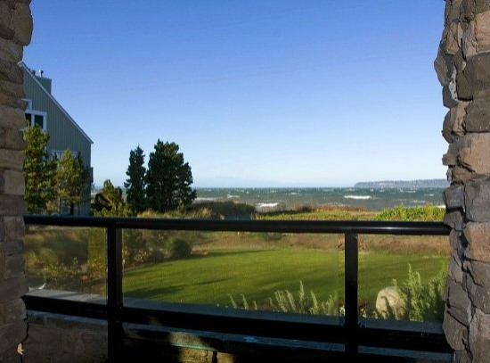 Marin at Semiahmoo: Ocean view from your deck