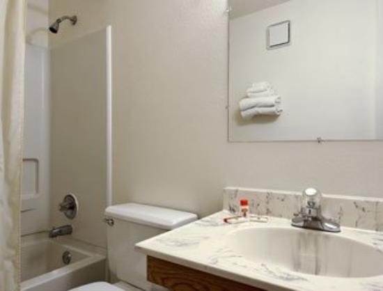 Americas Best Value Inn Zumbrota: Bathroom