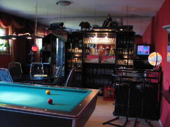 Hotel Pension Lydia: Club Room Bar