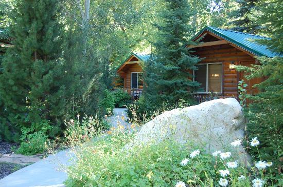 Alaskan Inn: Cabins