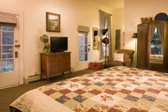 The Leland House Bed & Breakfast Suites Durango: Rochester Hotel King