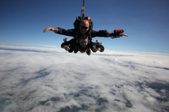 My Skydive Mission Beach 23.07.12