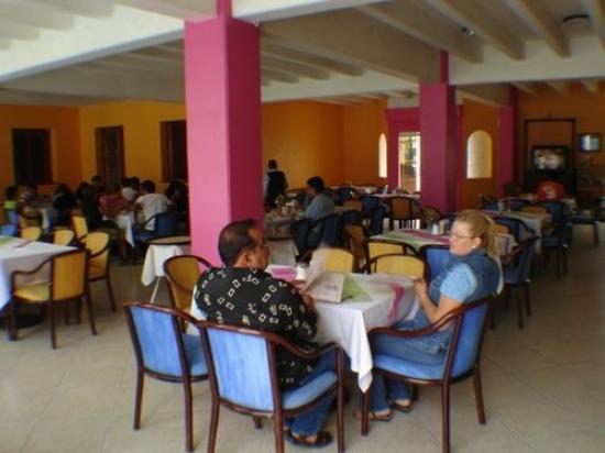 Oaxaca Dorado: Restaurant