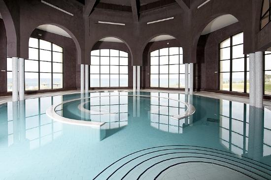 La Cigale Tabarka: Indoor Pool