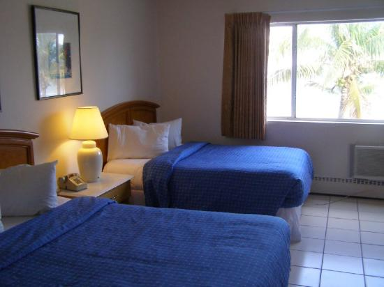 Beach Plaza Hotel: Beds (OV)