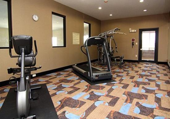 Comfort Suites Bastrop: Health Club (OpenTravel Alliance - Health club)
