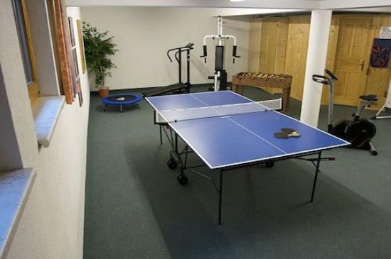 Apart Korona Pension: Fitnessraum