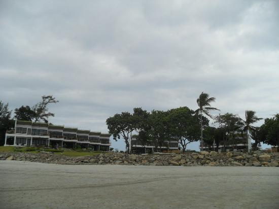 Nitro City Panama Action Sports Resort: Desde la Playa