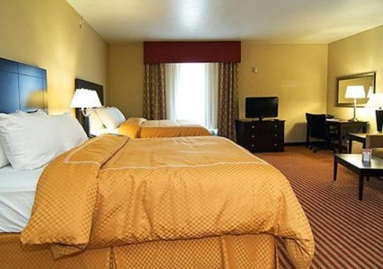 Comfort Suites San Antonio NW Near Six Flags: Queen/Queen Guest Room