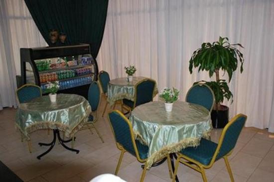 Al Deyafa Hotel Apartments : Bar/Lounge