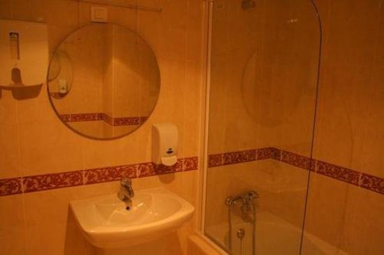 HotelOfi: Foto LAVABOOK