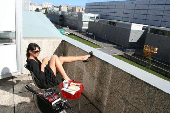 HotelOfi: Foto TERRAZAOK