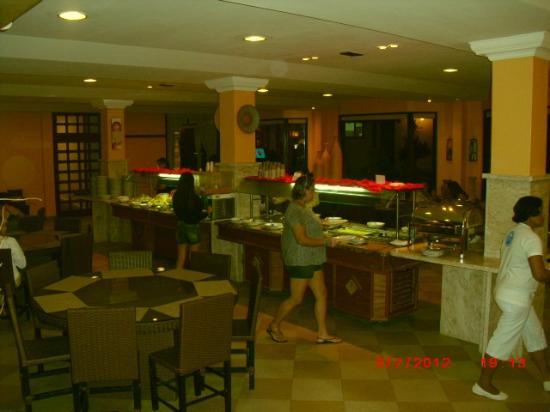 Resort La Torre: Eta comida boa!!!!!!