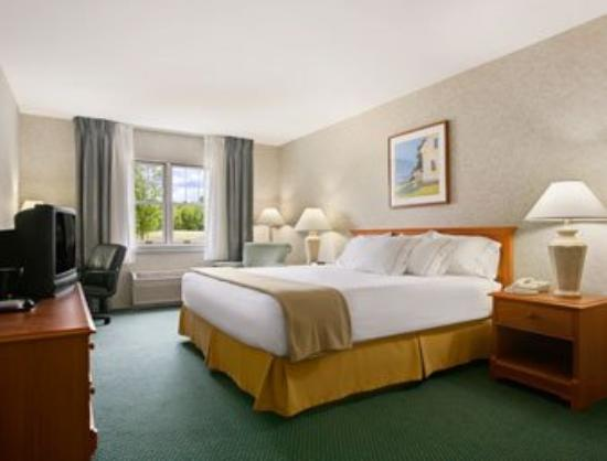 Ramada Saco/Old Orchard Beach Area : Standard King Room