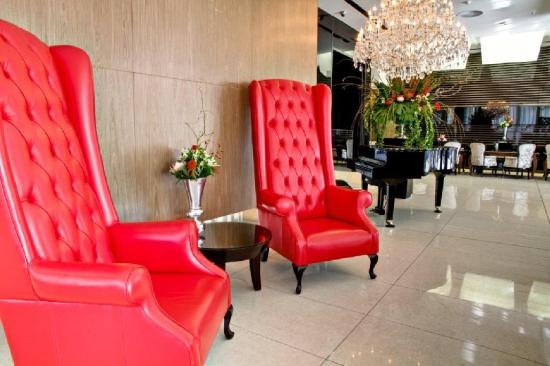 Pepperclub Hotel & Spa: PCHHotel Lobby