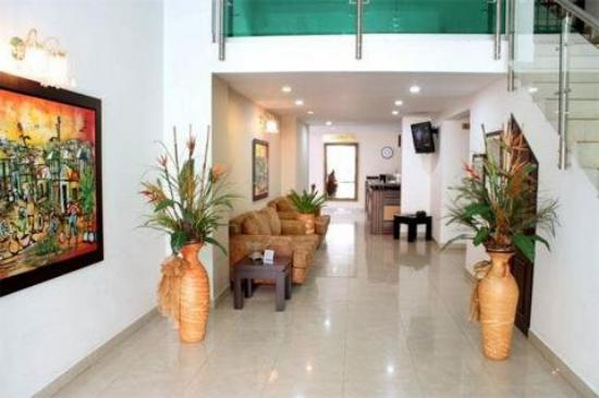 Hotel Plazuela San Ignacio: Lobby View