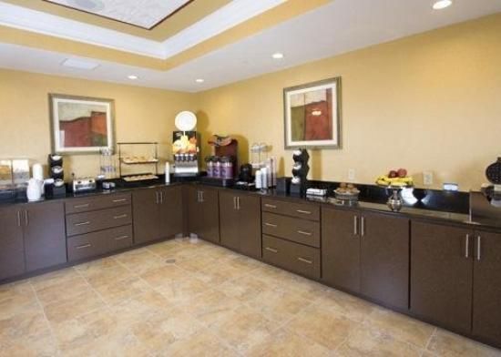 Comfort Inn & Suites Franklin : Restaurant