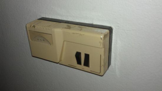 نوفوتيل سيدني باراماتا: Air-conditioning / thermostat control