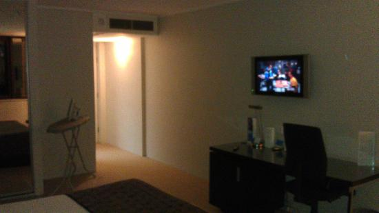 Novotel Sydney Parramatta: Room layout