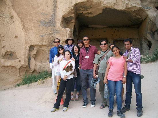 Yama Tours - Day Tours: Our tour group