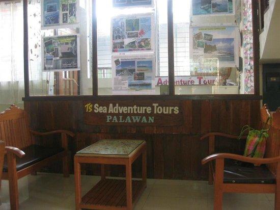 Duchess Pension: the tours