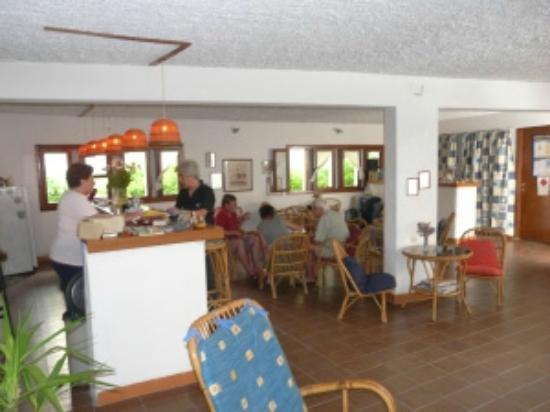 Pension Avras lounge