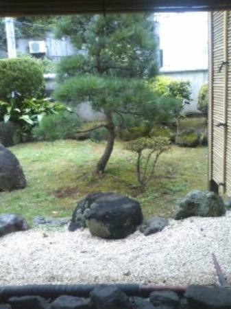 Furuya Ryokan: niwa