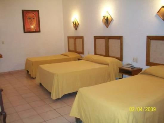 Palace Inn : Guest Room