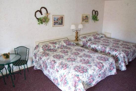 Simmons Motel and Suites: Motel Room A