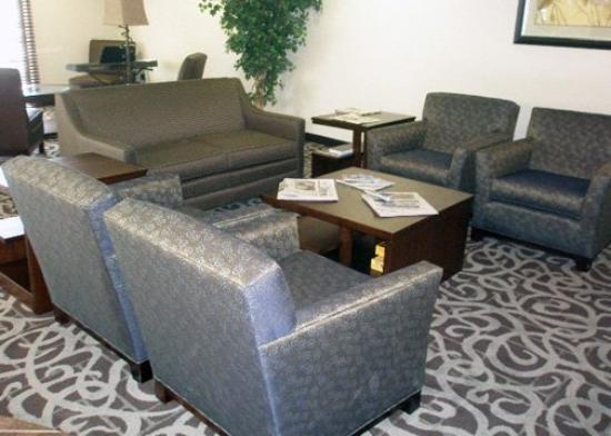 Comfort Suites Gothenburg: Lobby