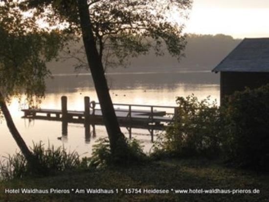 Hotel Waldhaus Prieros: Surrounding