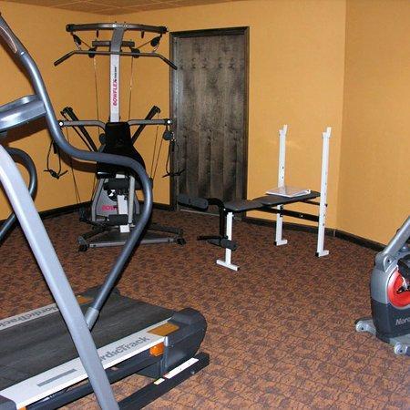 Fortune Inn & Suites : Exercise Room