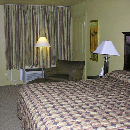 Fortune Inn & Suites: Fortune Inn Newport ARBed
