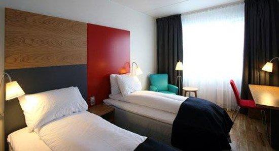 Thon Hotel Kirkenes: Standard Room Twin
